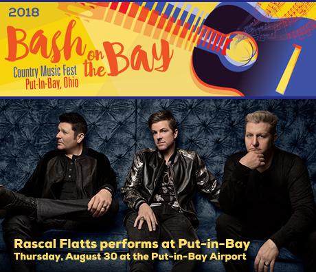 Bash on the Bay Country Music Fest: Rascal Flatts, Chris Lane, & Joe Nichols Tickets   Etickets.ca