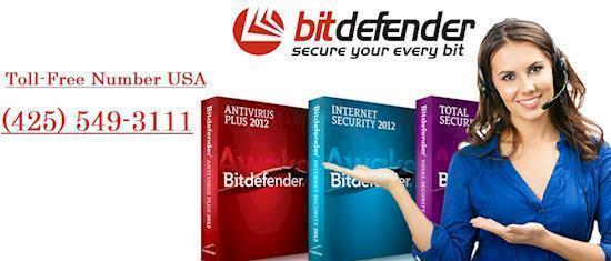 Bitdefender customer support number (425) 549-3111