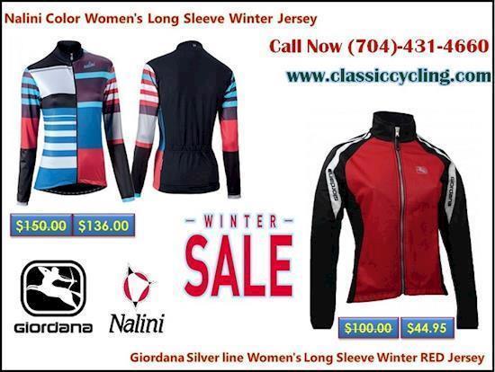 Best Buy on Women's Long Sleeve Winter Jersey