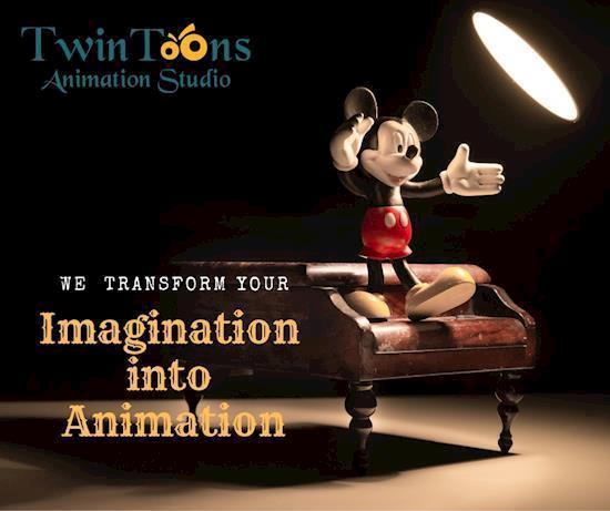 Fastest Growing Animation Studio in Kolkata
