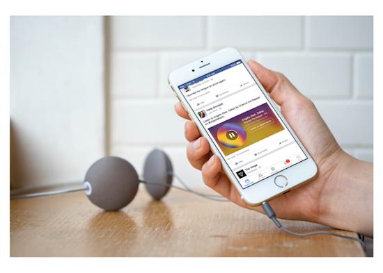 Know Facebook testing Voice Clip status updates