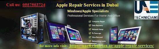 Dial 0557503724 for Apple Repair Services in Dubai