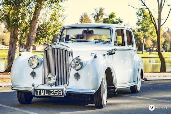 Vintage Wedding Car Rental Services In Austin, TX