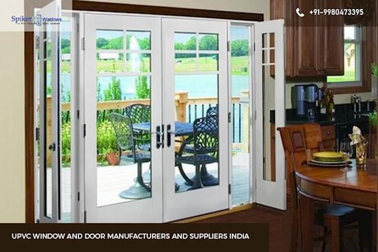 Top UPVC Doors and Windows Dealers | Spiker Windows