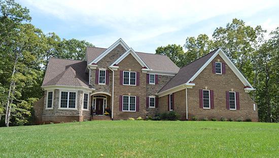 Luxury Home Builders Louisa County