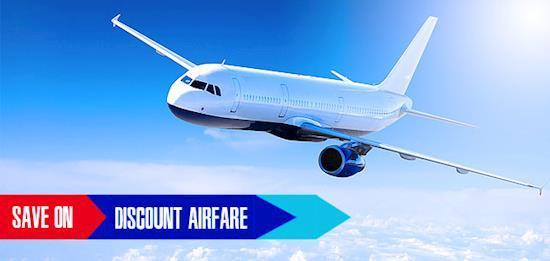 Numbers for discount flights ticket