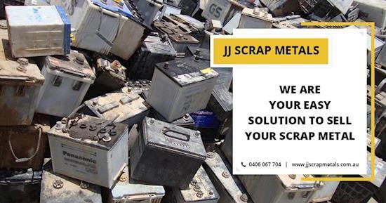 Professional Scrap Metal Recycling Yard in Melbourne
