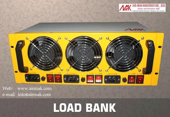 Load Bank | Generator Load Bank | Resistive Load Bank
