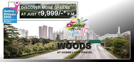 Godrej City Panvel - Invest In Real Estate - Godrej Properties- Mumbai
