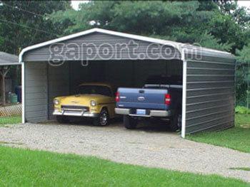 Affordable Aluminum Carport in Georgia