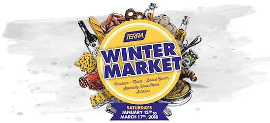 TERRA organising Winter Market in Milton & Hamilton