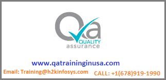QA online training classes & job support by Qatraininginusa.