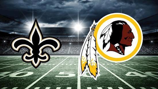 New Orleans Saints vs. Washington Redskins | Ticketsbuzz