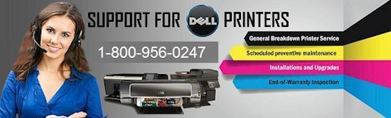 How To Fix Dell Printer Setup Problems? Call 1-800-956-0247