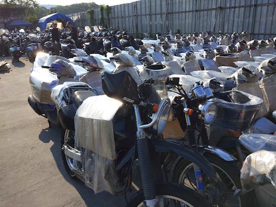 Oldest Dealer of Used Japanese Motorcycles