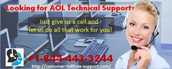 Aol Desktop Gold Support +1-844-443-3244