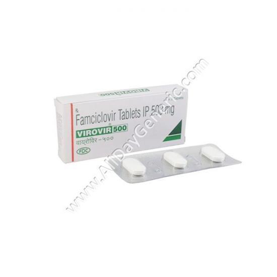 Buy Virovir 500 mg