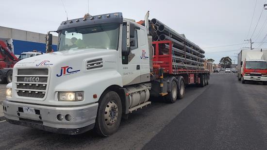 Transport Companies Melbourne  Jtc Transport