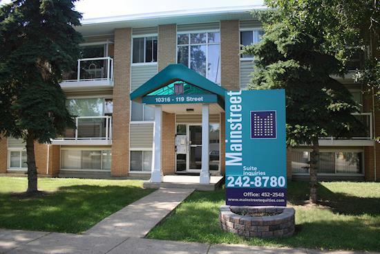 Edmonton Apartments Near Grant Macew University