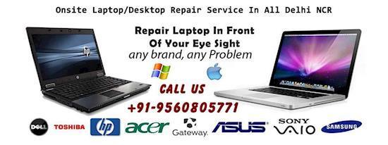 No.1 Local Service Walla For Post Warranty Laptop Repair Home Service