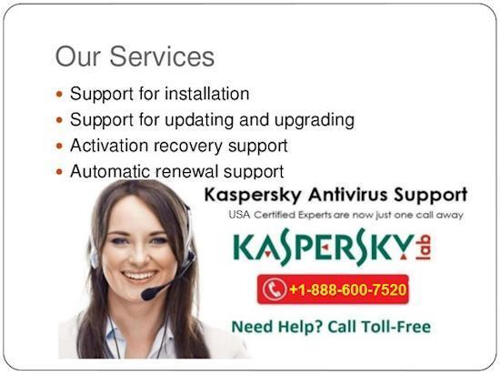 Kaspersky Help Number +1-888-600-7520 Toll Free