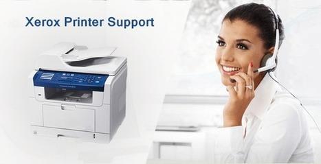 xerox printer customer service phone number