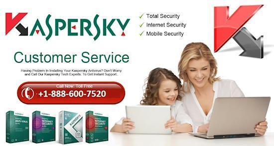 Expert Kaspersky Customer Helpline 24*7