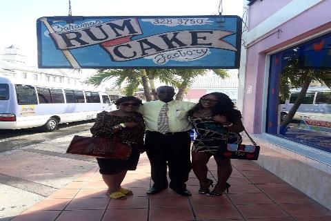 Private Charter Bus Rental & Tours Service in Nassau, Bahamas | K & D Transportations