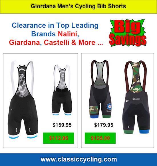 Giordana Silverline Bib Shorts | Leading Top Branded Cycling Apparel Store