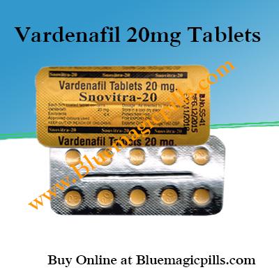 Buy Snovitra Online in Cheap Cost   Vadenafil 20mg