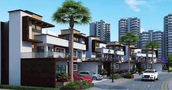 Buy London Square Villas at Yamuna Expressway
