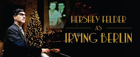 Hershey Felder as Irving Berlin Ticket   TicketsBuzz