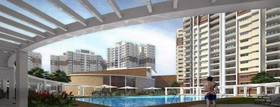 Luxury Apartments Prestige Sunrise Park in Bangalore
