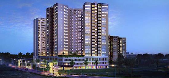 Legacy Vivienda Residential Apartments location in Bangalore