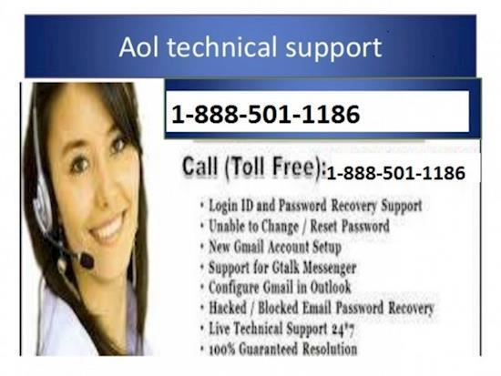 AOL Customer Service 1-888-501-1186