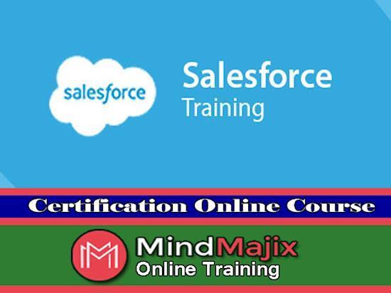 Learn Online Salesforce Training– Free Certification Course