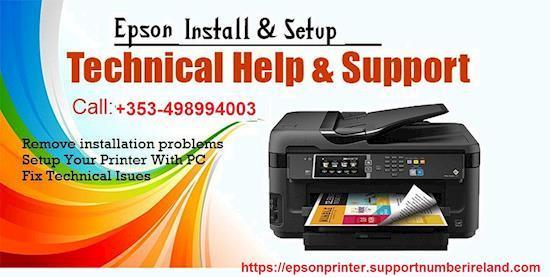 Epson Printer Support Phone Number Ireland