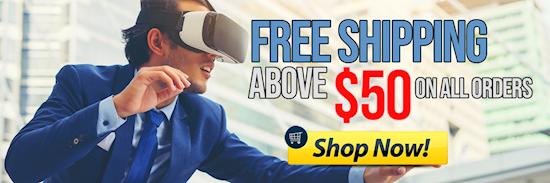 Virtual reality store
