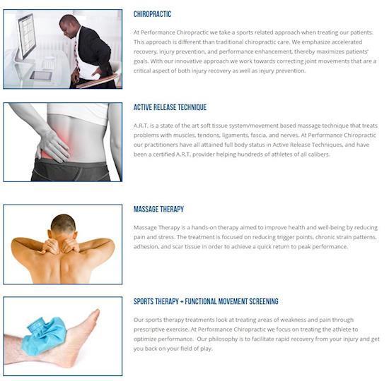 Chiropractors Edmonton South, Chiropractic, Clinic, Sports Rehab & ART - Performance Chiro