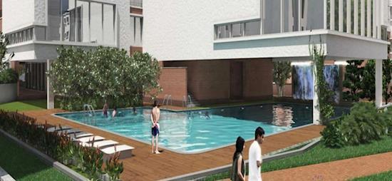 Prestige Kew Garden Apartment for Sale at Bangalore