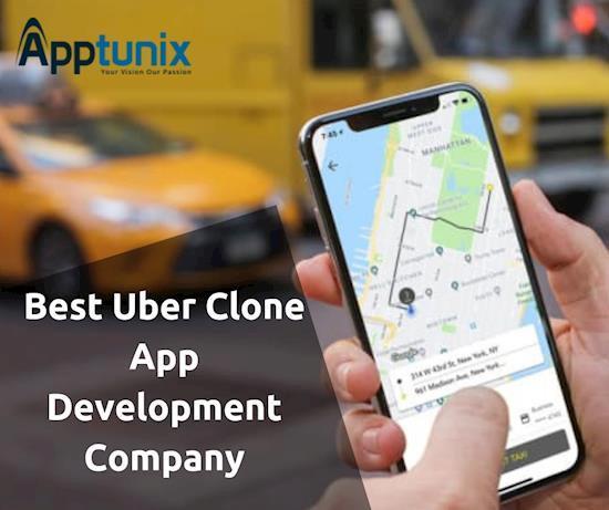 Best Uber Clone App Development Company