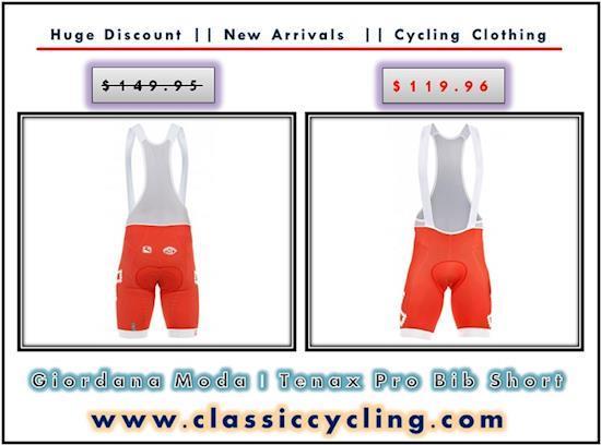 Giordana Moda Pro Bib Short | Men's Cycling Apparel | Cycling Accessory
