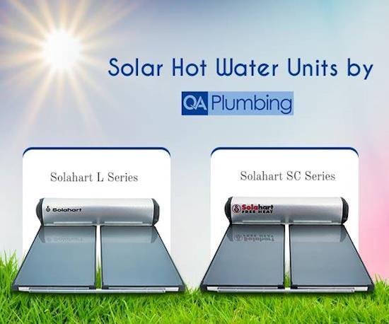 Hire Solar Hot Water Plumbers in Mandurah