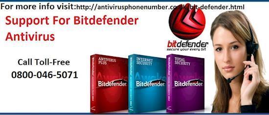 Bitdefender unable to remove virus