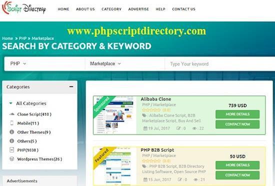 Marketplace Script, Marketplace Software, PHP Marketplace Script