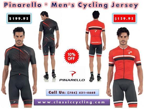 Pinarello Men's Cycling Apparel | Pinarello Tour & Corsa Jersey