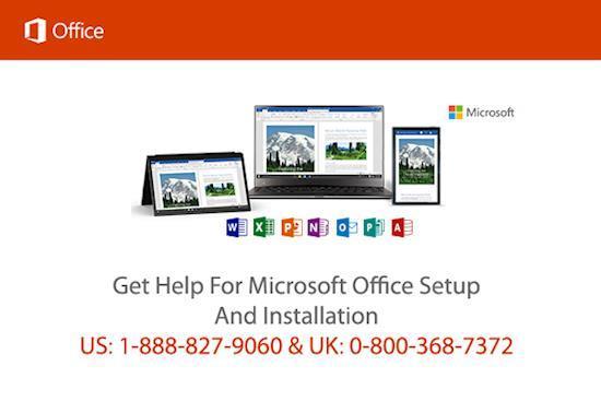 Office.com/Setup product key - 1-888-827-9060