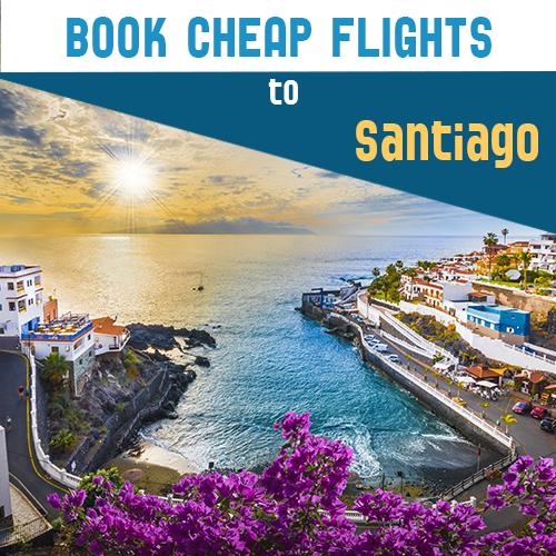 Lowest Airfare Deals to Santiago