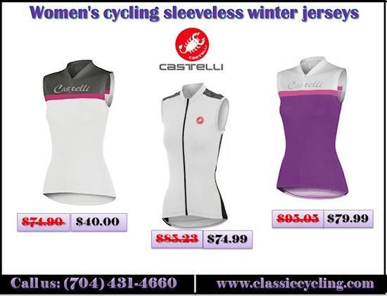 2018 Winter Sale on cycling sleeveless Winter jerseys